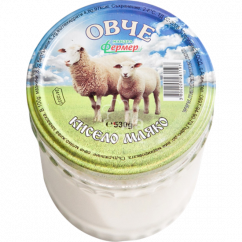 Bulgarian sheep yogurt 530g