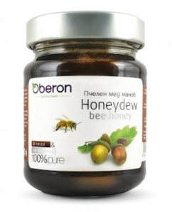 Oak bee honey Oberon 370g